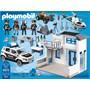Playmobil 9372, Police Station