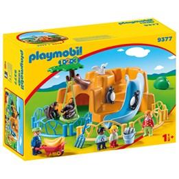 Playmobil, 1.2.3 - Dyrepark