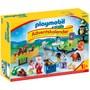 "Playmobil, 1.2.3 - Adventskalender ""Jul i dyrenes skog"""