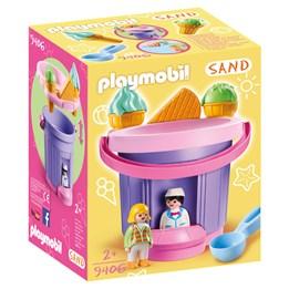 Playmobil, Sand - Iskiosk