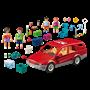 Playmobil, Family Fun - Familiebil