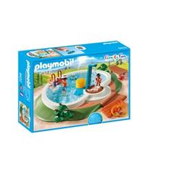 Playmobil, Family Fun - Pool