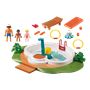 Playmobil, Family Fun - Pool
