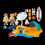 Playmobil, Family Fun - Familie på stranden