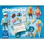 Playmobil, Family Fun - Sykkel med isvagn