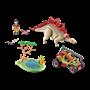 Playmobil, Explorers - Forskerbil med stegosaurus
