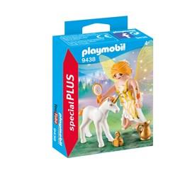 Playmobil, Fairies - Sommeralv med enhjørningsføll