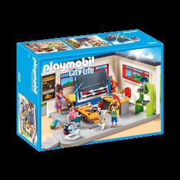 Playmobil, City Life - Historieleksjoner i klasserom