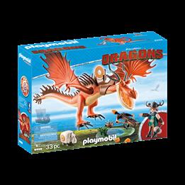 Playmobil, Dragons - Snytulf og Kroktann