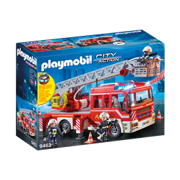 Playmobil, City Action - Stigeenhet