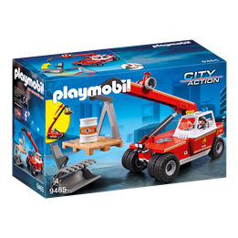 Playmobil, City Action - Teleskophåndtak for brann