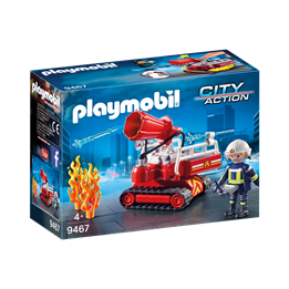 Playmobil, City Action - Slokkerobot
