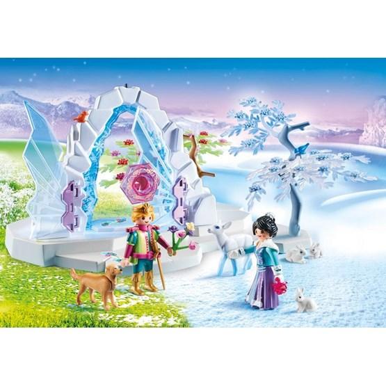 Playmobil, Magic - Krystallport till vinterverden