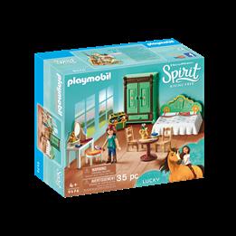 Playmobil, Spirit - Luckys soverom