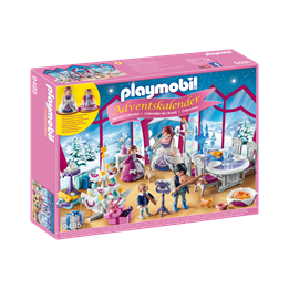 "Playmobil, Dollhouse - Adventskalender ""Juleball i krystallsalongen"""