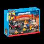 """Playmobil, City Action - Adventskalender """"Brannredningsaksjon på byggeplassen"""""""
