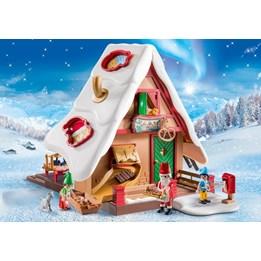 Playmobil, Christmas - Julebakst