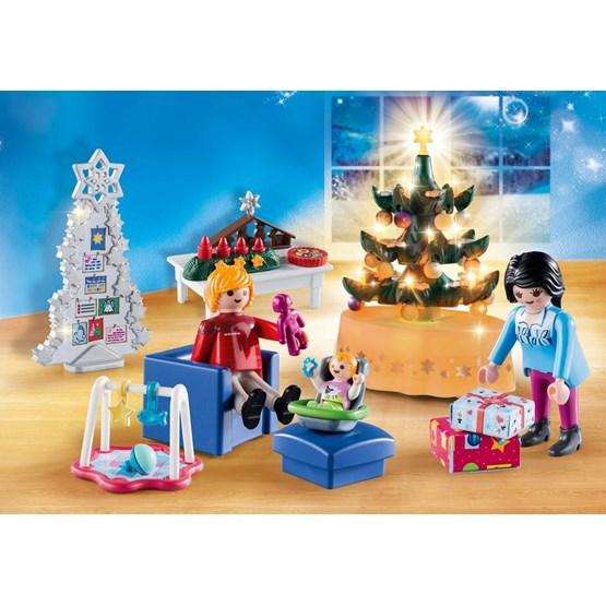 Playmobil, Christmas - Hverdagsrom jul