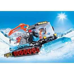 Playmobil, Family Fun - Tråkkemaskin