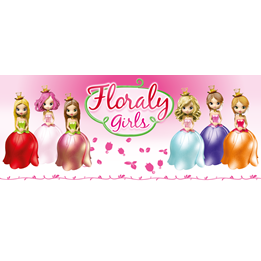 Floraly Girls - Miss Violet