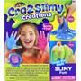 Cra-z-Slimy-Making glitter Neon Slime