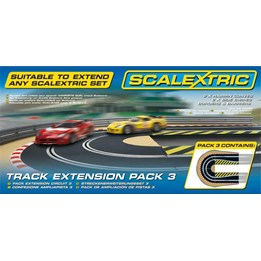 Scalextric, Track Extension Pack 3