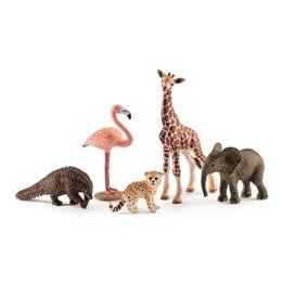 Schleich, Wildlife 5-pack