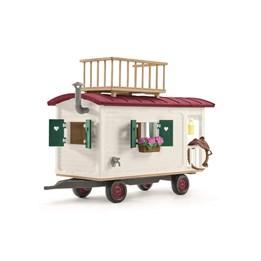 Schleich, 42415 Horse Club - Rideklubbens luksus husbil