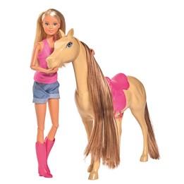 Steffi, Lovely Horse - Dukke & Hest