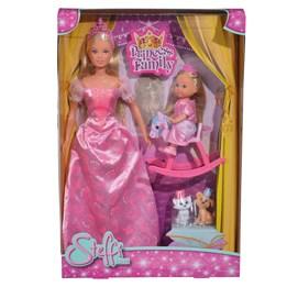Steffi Love, Princess Family