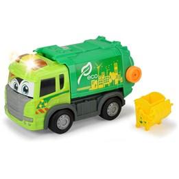 Dickie Toys, Happy Series - Søppelbil Scania 25 cm