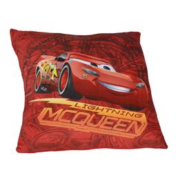 Disney Cars 3, Pute, 35x35 cm - Lynet McQueen rød