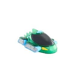 PYSJHELTENE PJMasks, Light Up Racers - Gecko