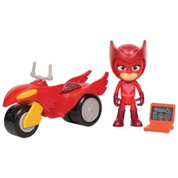 PJMasks, Super Moon - Space Rovers Ugglis