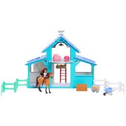 Spirit, Barn Playset Stall 23-delar