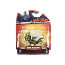 Dragons, Mini Dragons - Belch & Barf