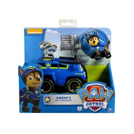 Paw Patrol, Basic vehicle with pup - Chase