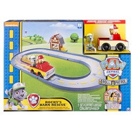 Paw Patrol, Rockys - On a roll rescue center