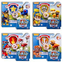 Paw Patrol, Action Pack Valper - Chase