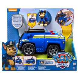 Paw Patrol, Feature Vehicle Chase