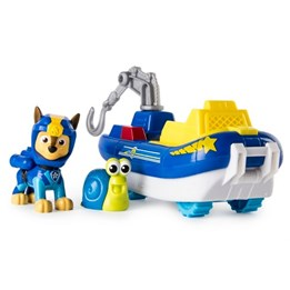 Paw Patrol, Sea Patrol - Vehicles Chase