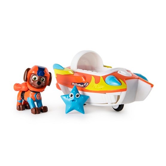 Paw Patrol, Sea Patrol - Vehicles Zuma
