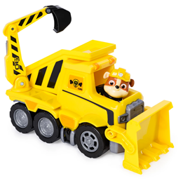 Paw Patrol, Ultimate Rescue vehicles - Rubble