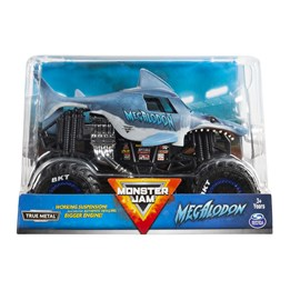 Monster Jam, 1:24 Collector Trucks - Megalodon