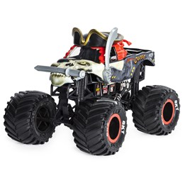 Monster Jam, 1:24 Collector Trucks - Pirates Curse