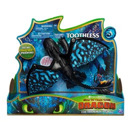 Dragons, Deluxe Dragon - Toothless (A)