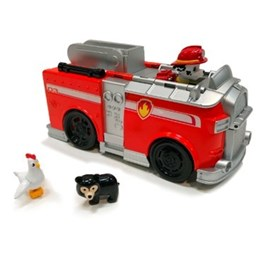 Paw Patrol, Roll n Rescue Vehicles - Marshall