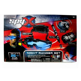 SpyX, Night Ranger set, 4 deler