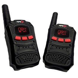 SpyX, Walkie Talkies Kortdistanse