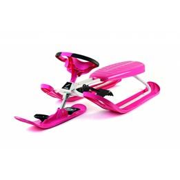STIGA, Snowracer Curve Color Pro, rosa